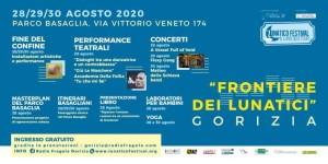 Locandina Lunatico Gorizia 2020